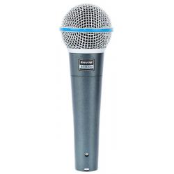 Shure Beta 58 A Micrófono...
