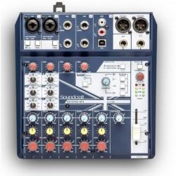 NOTEPAD-8FX Mesa de mezclas...