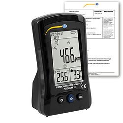 PCE-CMM10 Medidor de CO2 /...